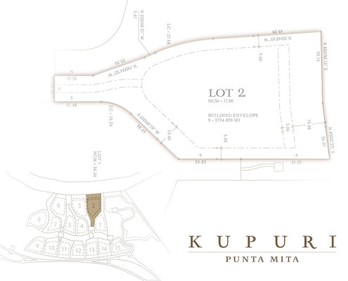 Kupuri Homesite 2- Price: $4´200,000 USD