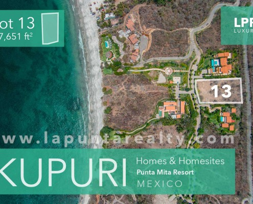Kupuri Homesite 13 Price: 1,300,000 USD