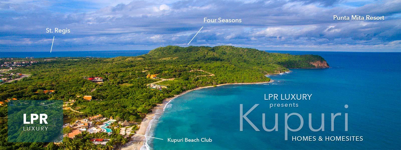 Kupuri - Punta Mita Real Estate : Luxury Resort Homes and Homesites
