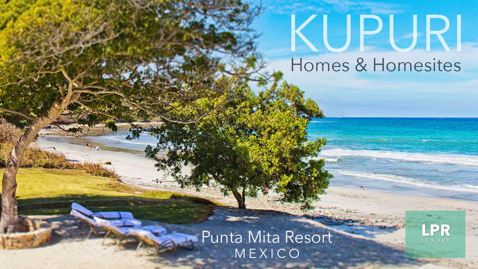 Kupuri - Punta Mita Real Estate : Luxury Resort Homes and Homesites