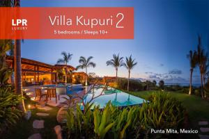 Villa Kupuri 2 - Punta Mita Resort, Mexico