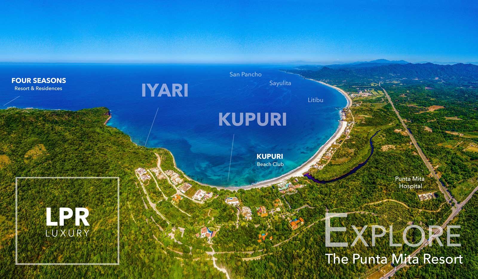 Kupuri & Iyari - Punta Mita Real Estate : Luxury Resort Villas, Estates & Homesites