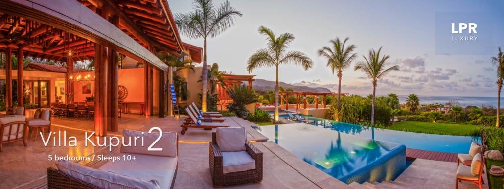 Villa Kupuri 2 - Punta Mita Resort, Mexico - Luxury vacation rentals and real estate